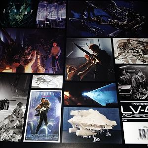 J.W. Rinzler - Making of Aliens